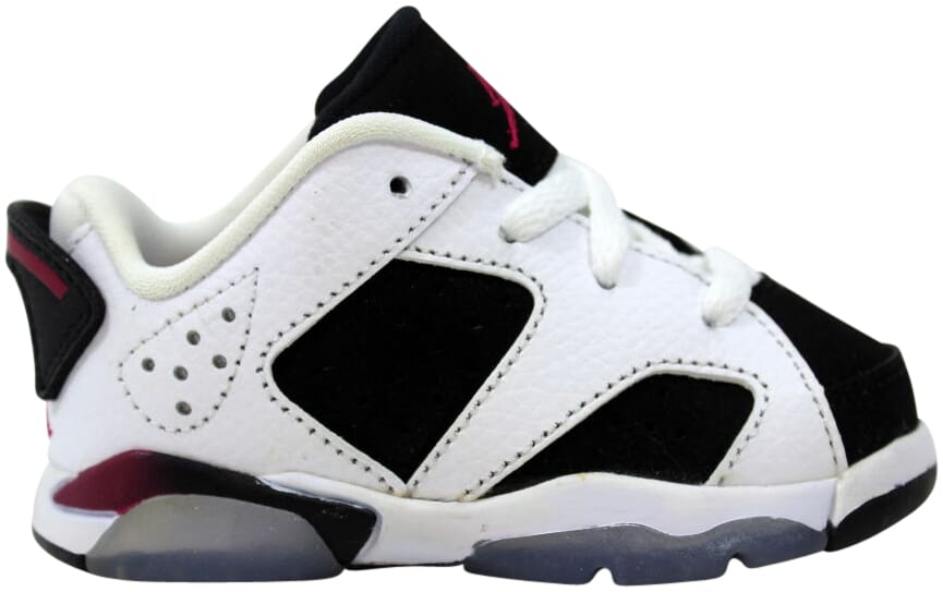 Air Jordan 6 Retro Low GT White (TD