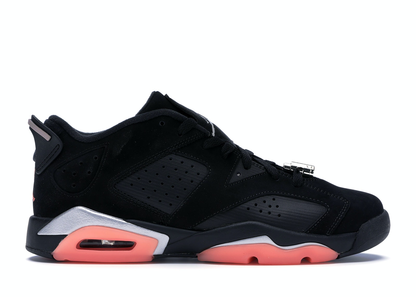 Jordan 6 Retro Low Sunblush (GS)