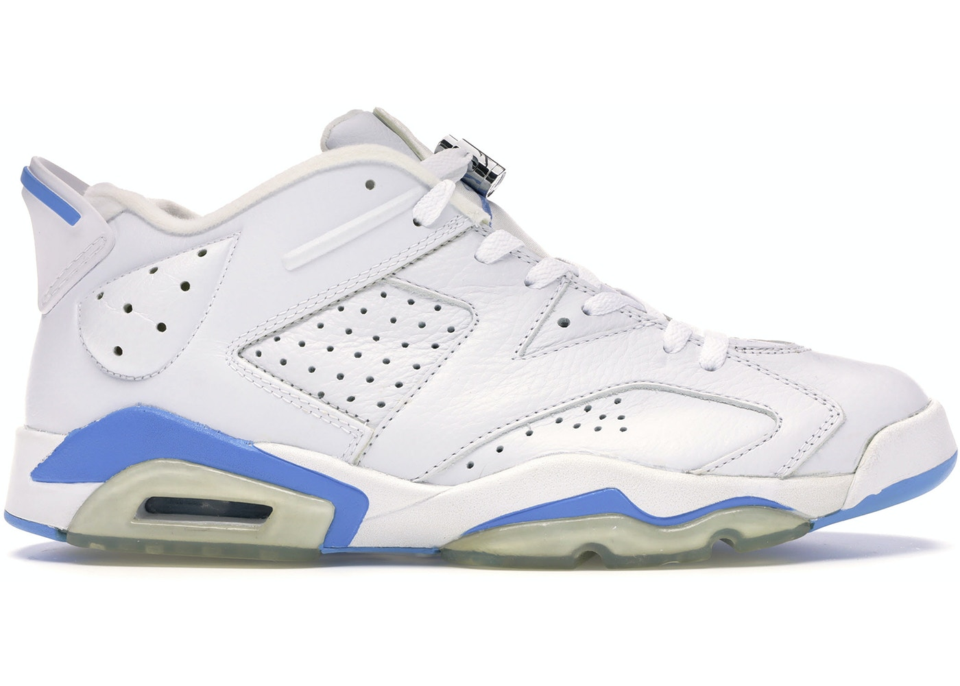 cheaper 2eb83 7596c Jordan 6 Retro Low University Blue
