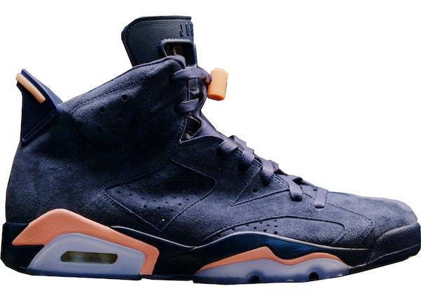 best loved ea25e 03a19 Jordan 6 Retro Macklemore Navy Salmon - Sneakers