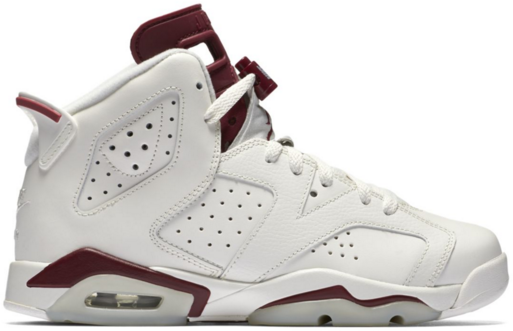 air jordan 6 retro og bg (gs) maroon five songs