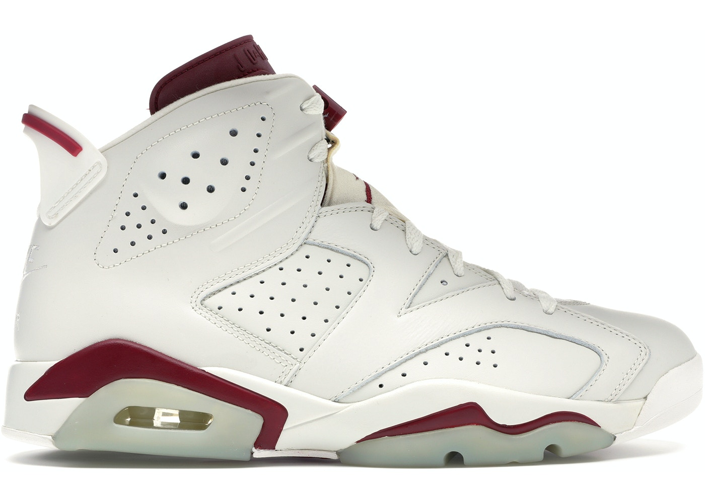 outlet store a6029 a4762 Jordan 6 Retro Maroon (2015) - 384664-116