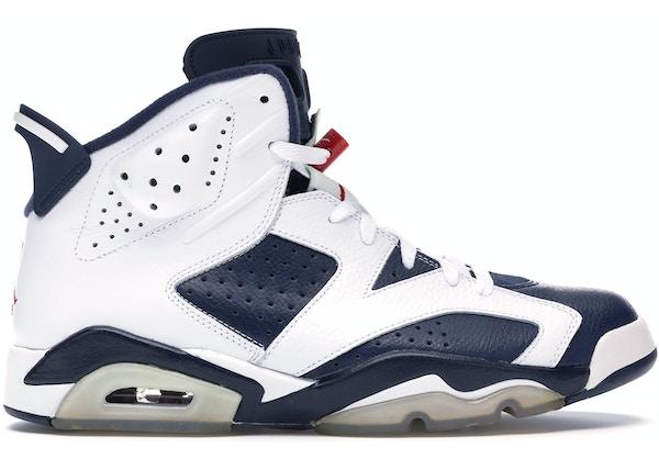 93a23d2970e Jordan 6 Retro Olympic London (2012) - 384664-130