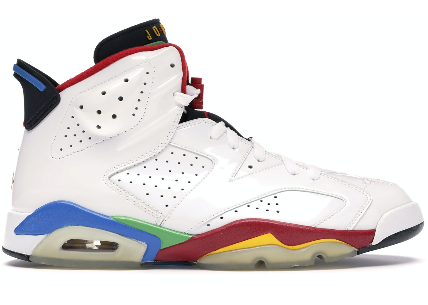 the latest bb39d 7de01 Jordan 6 Retro Olympic Flag Beijing