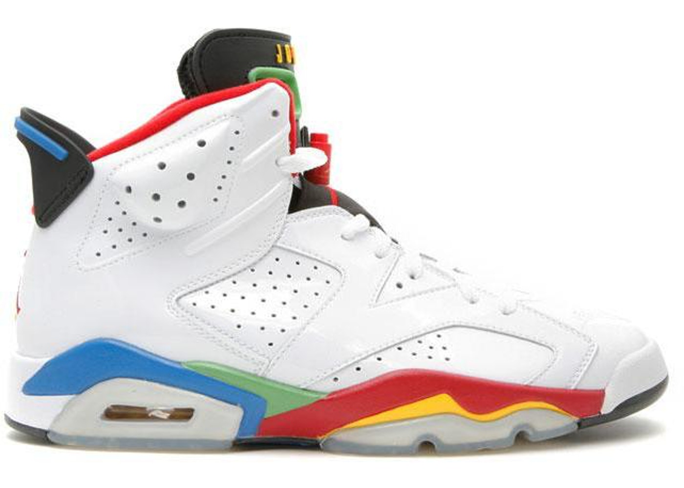 Jordan 6 Retro Olympic Flag Beijing - 325387-161 6f5677b85