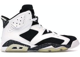 on sale 21d17 db825 Jordan 6 Retro Oreo - 384664-101
