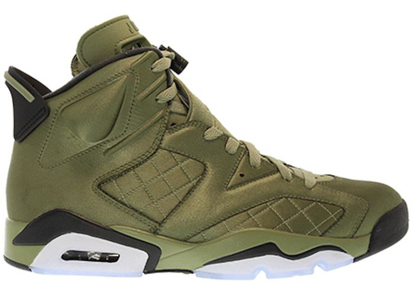 separation shoes 26726 80c1f Jordan 6 Retro Pinnacle Promo Flight Jacket - AH4614-303