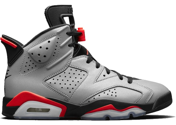 los angeles b2453 9643e Jordan 6 Retro Reflective Infrared