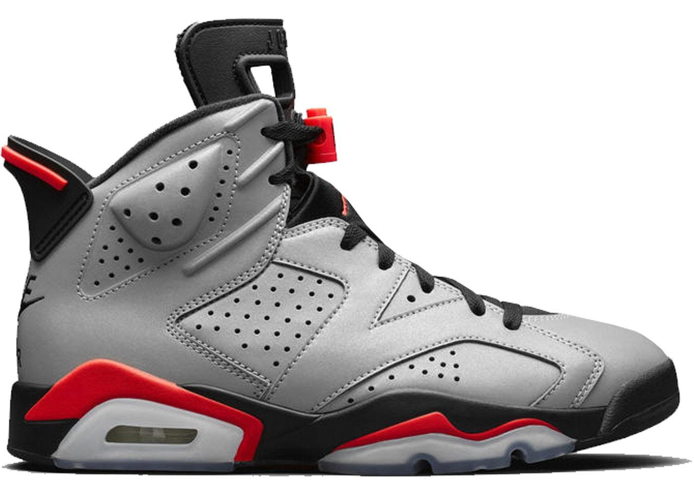 f9d1d30a833d Jordan 6 Retro Reflective Infrared - CI4072-001