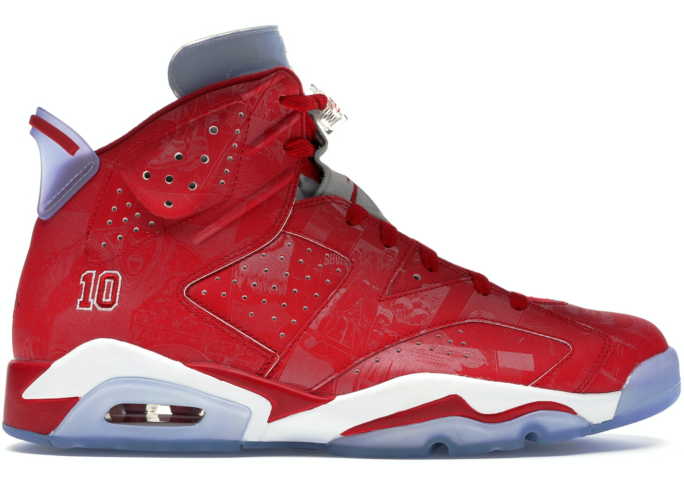 buy popular cefb4 ba2ff Jordan 6 Retro Slam Dunk - 717302-600