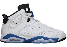 Jordan 6 Retro Sport Blue 2014 (GS)