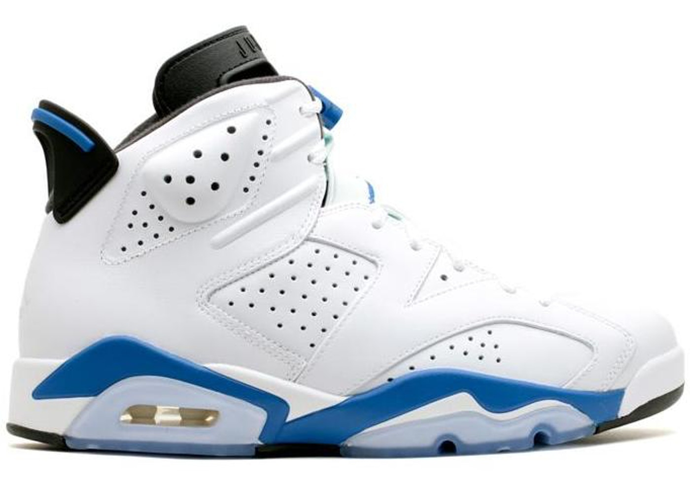 the latest 4e574 2d439 Jordan 6 Retro Sport Blue (2014)