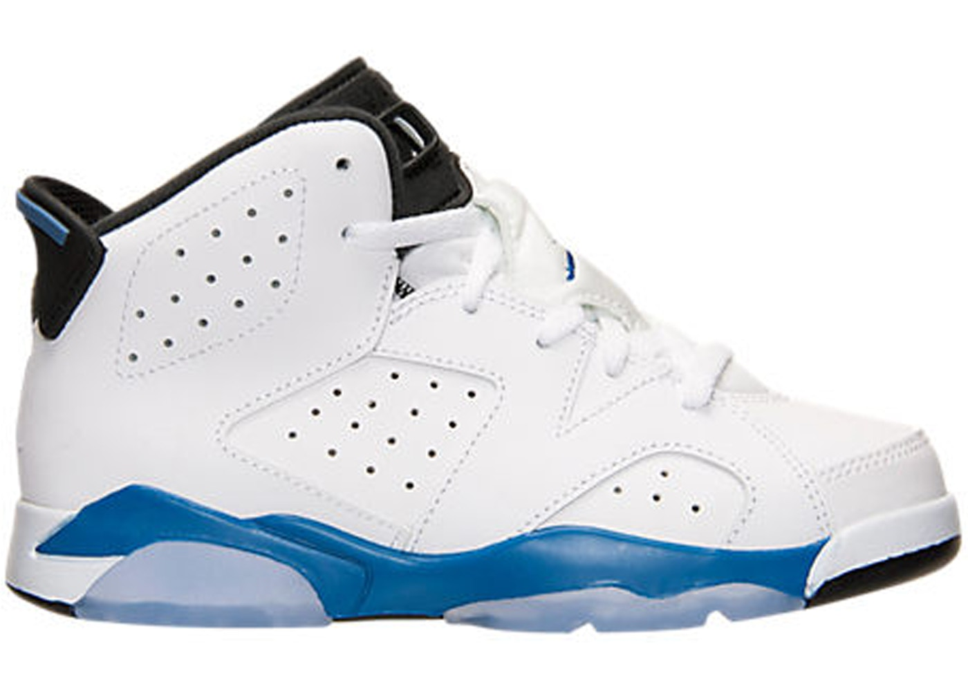 outlet store sale ec949 0c499 Jordan 6 Retro Sport Blue (PS)