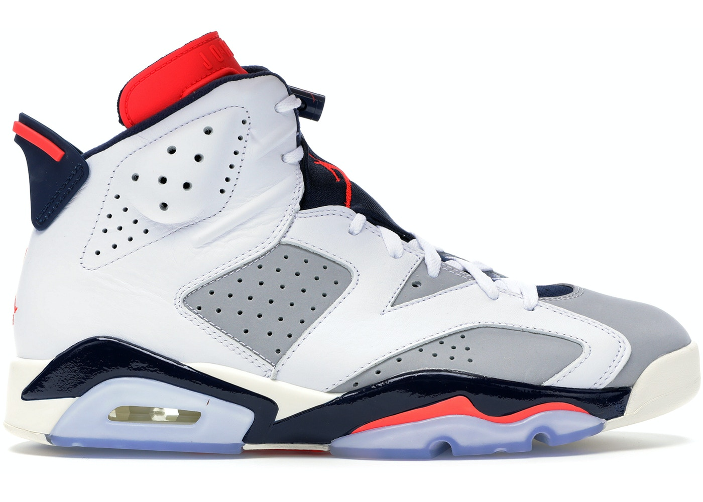 detailed look c9aec 7c801 Jordan 6 Retro Tinker - 384664-104