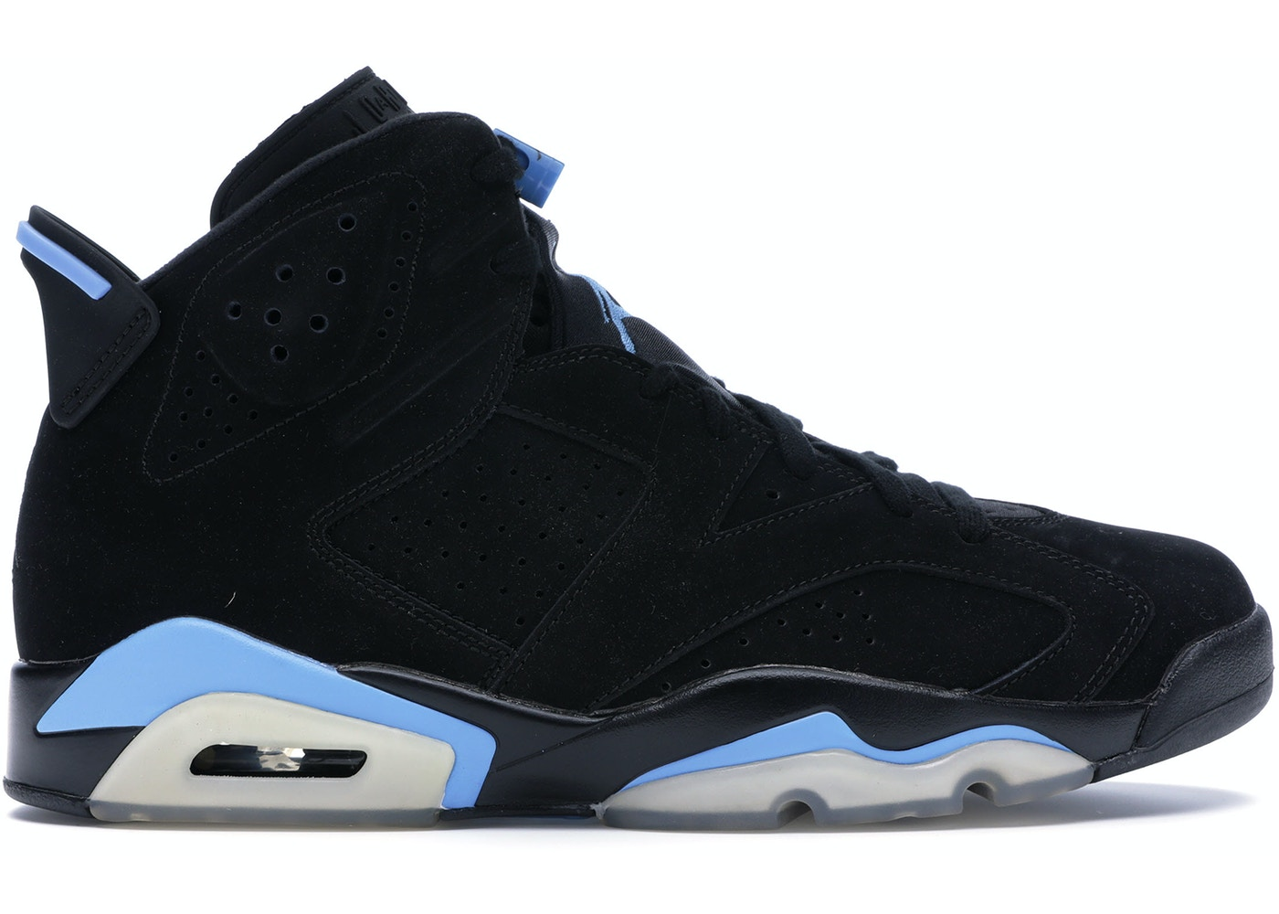 3fed7317ec3 Jordan 6 Retro UNC - 384664-006