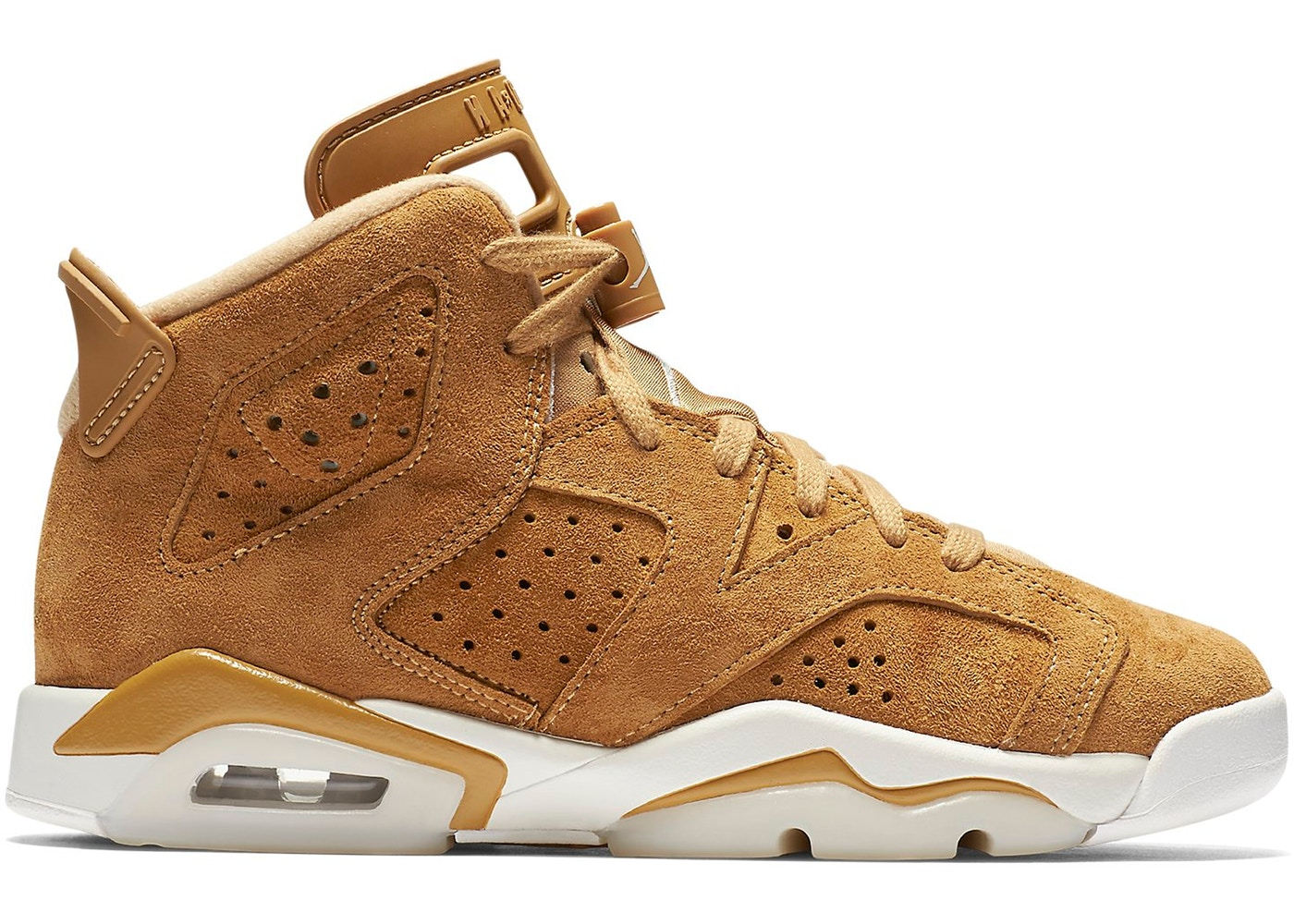 Jordan 6 Retro Wheat (GS) - 384665-705 fab3c7d0d678