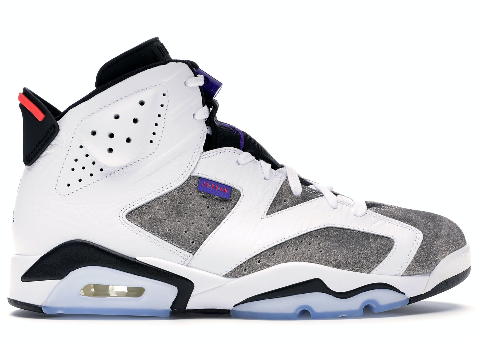 Jordan 6 Retro Flight Nostalgia