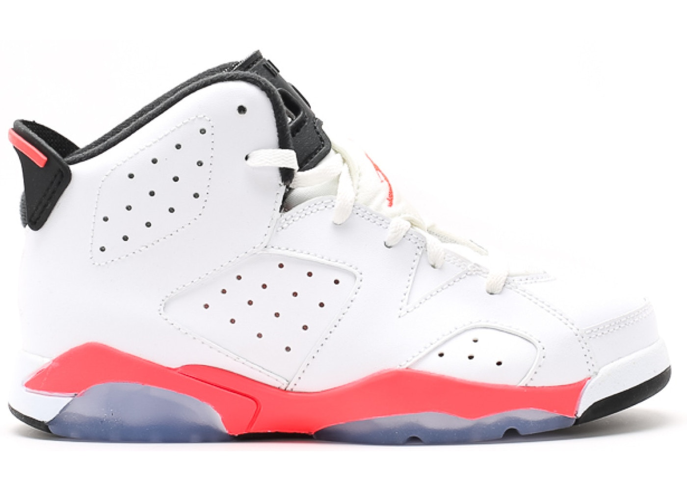 5a00a1799c9925 Jordan 6 Retro White Infrared 2014 (PS) - 384666-123