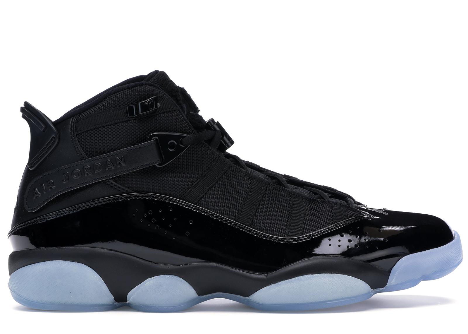 Jordan 6 Rings Black Ice - 322992-011