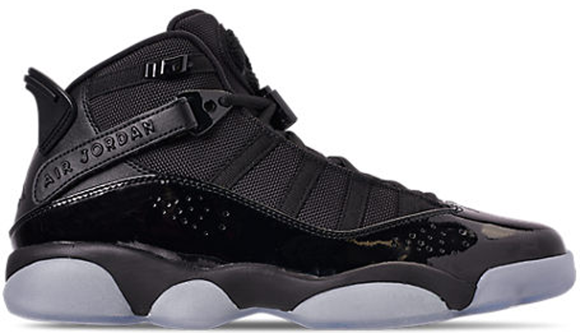 Jordan 6 Rings Black Ice