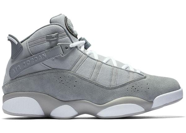 huge discount 866d8 ea05d Jordan 6 Rings Cool Grey