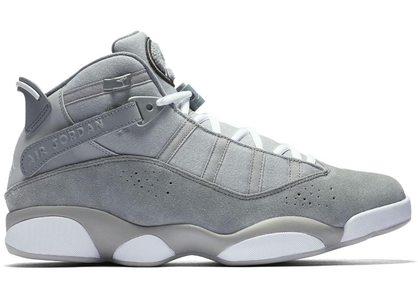 huge discount c466c 6362a Jordan 6 Rings Cool Grey