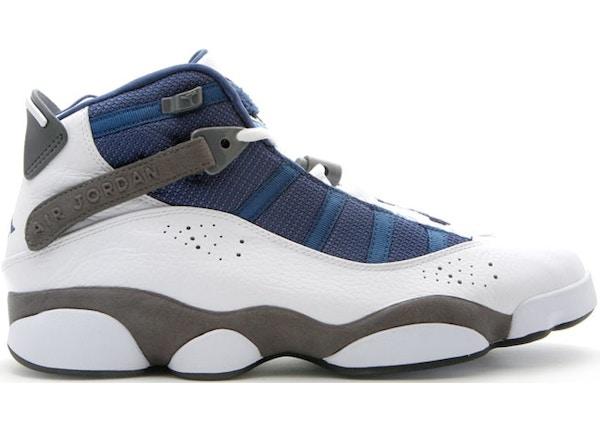 9719f3286ef670 Jordan 6 Rings Flint - 322992-141