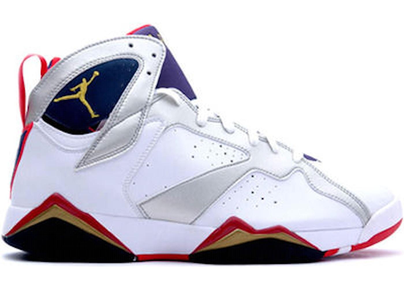 6ecf9153d0f60f Jordan 7 OG Olympic (1992) - 130157-110