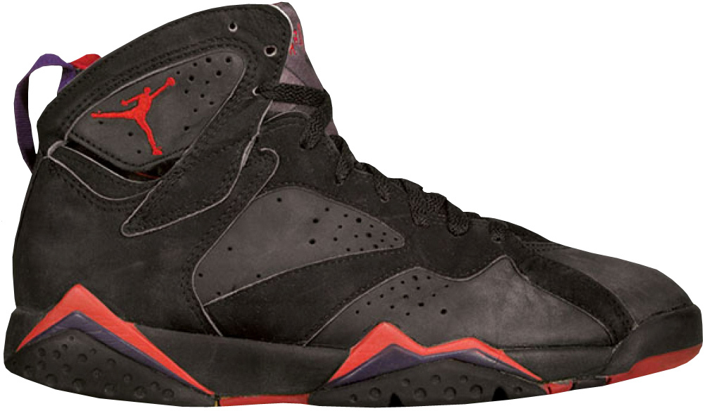 air jordan raptor 7 original