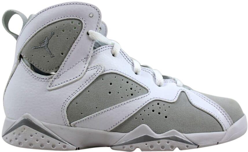 Air Jordan 7 Retro BP Pure Money White