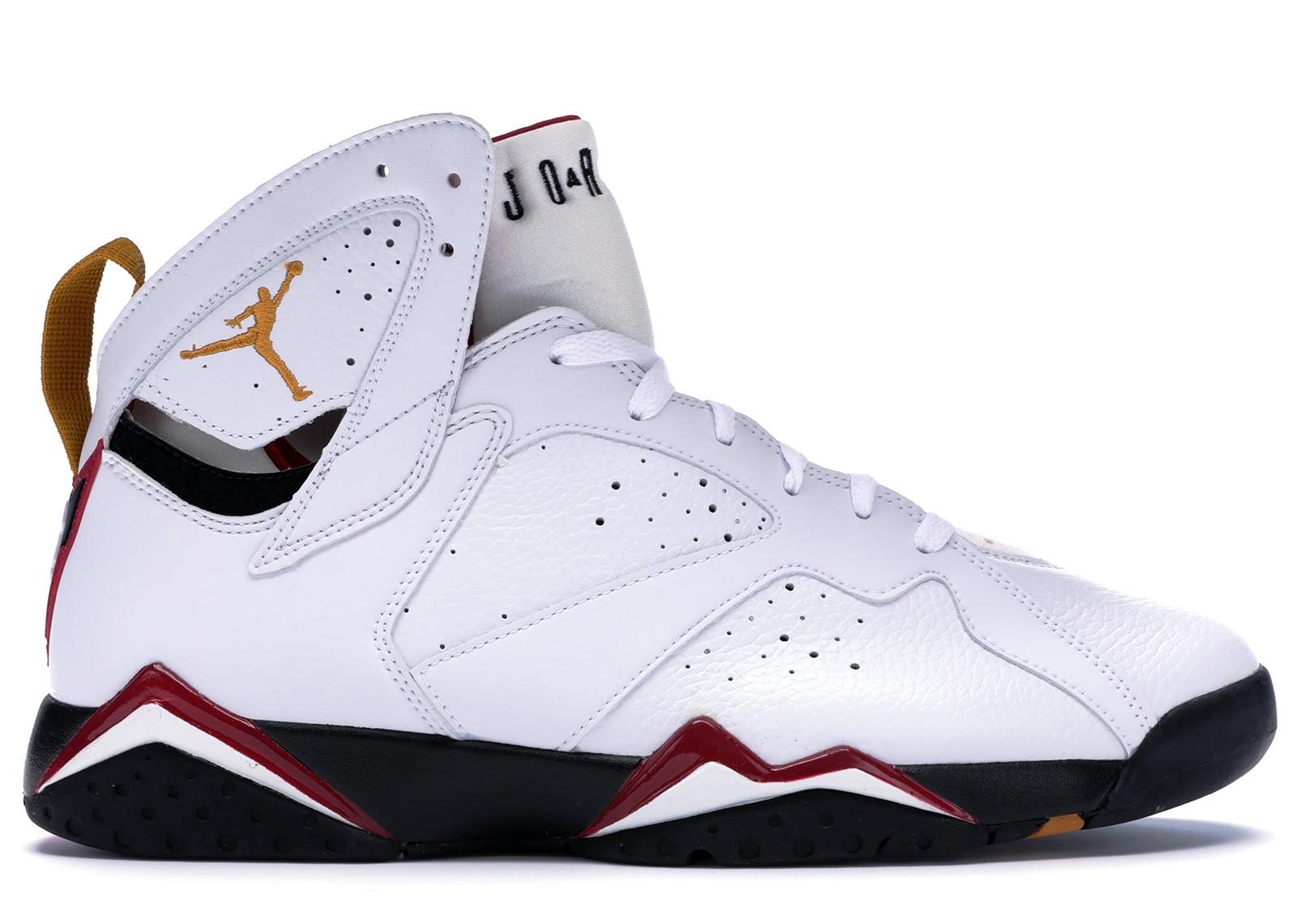 Jordan 7 Retro Cardinal (2006) - 304775-101