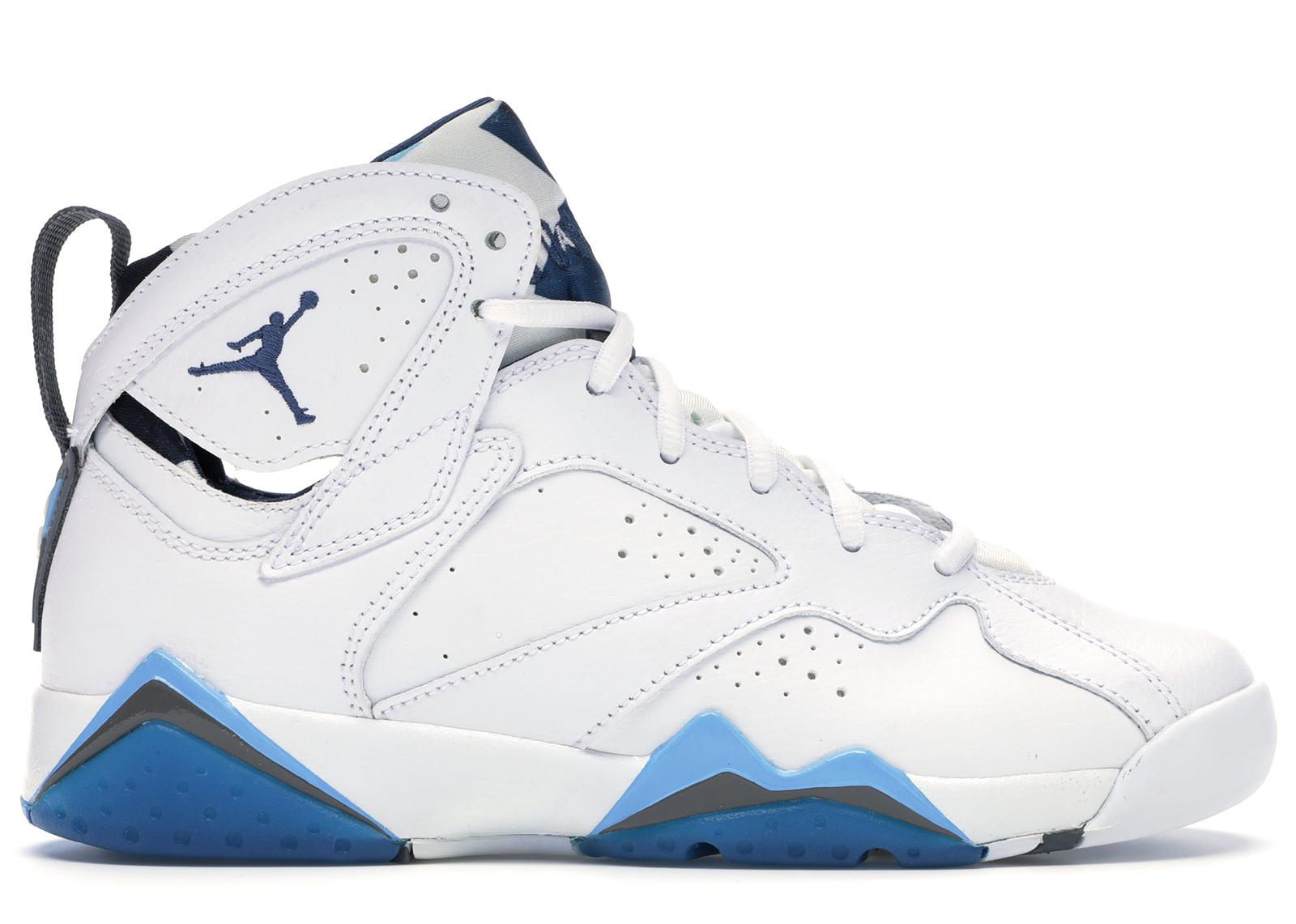 Jordan 7 Retro French Blue 2015 (GS