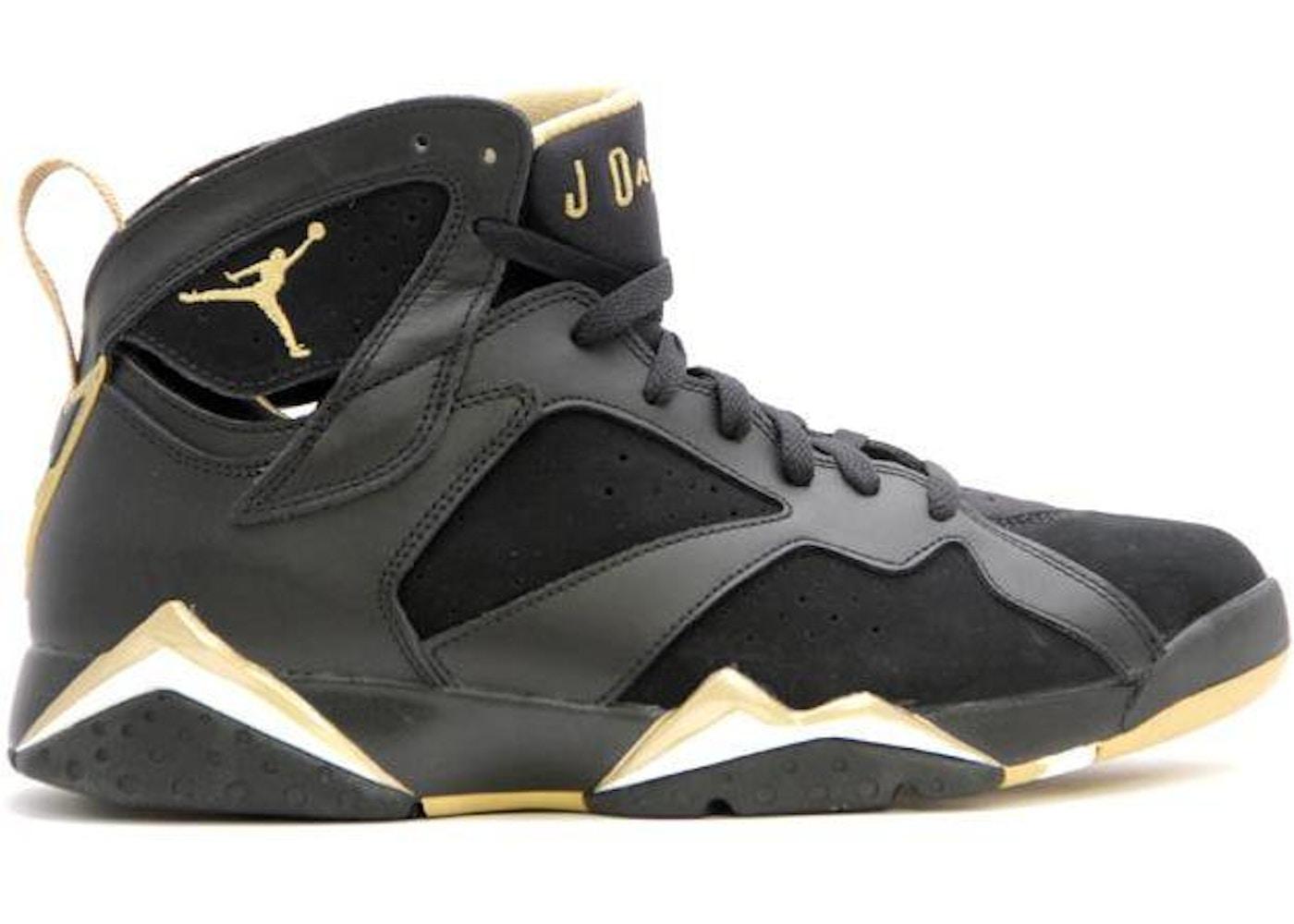 ad5042fce3d Jordan 7 Retro Golden Moments Pack (6/7) - 304775-030