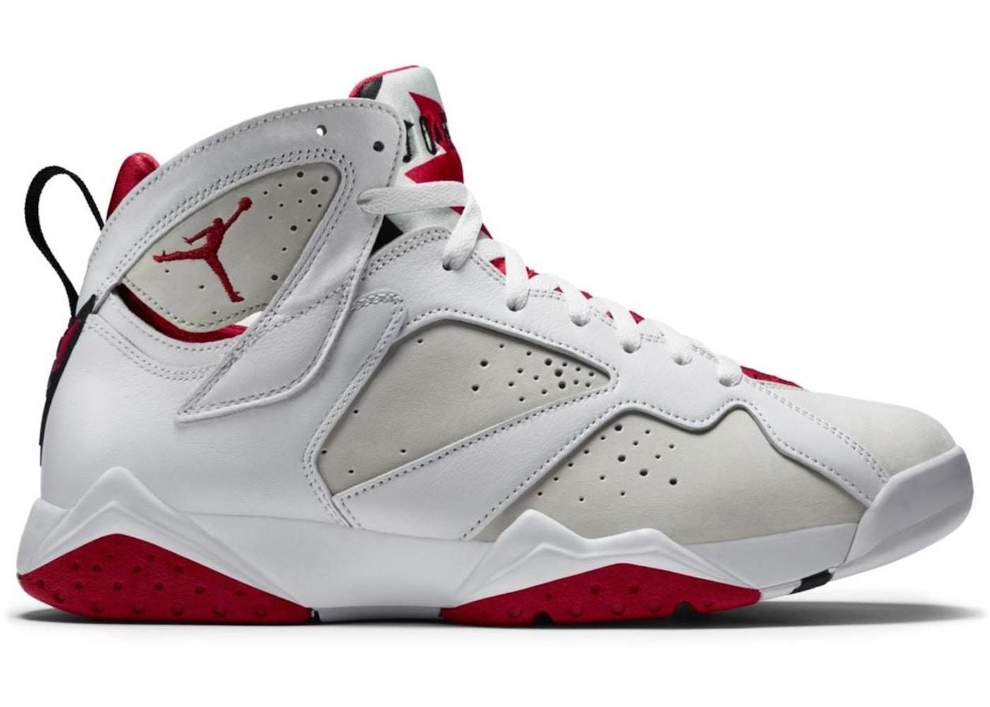 buy online 57af9 a06bc Jordan 7 Retro Hare (2015) - 304775-125