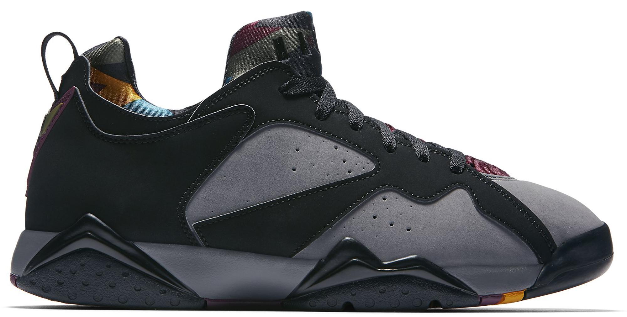 Jordan 7 Retro Low Bordeaux - Sneakers