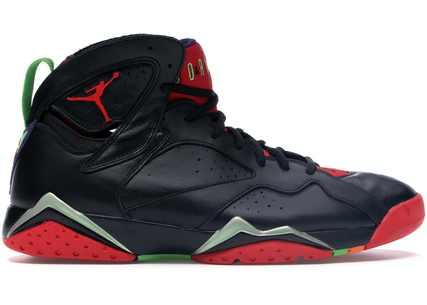 timeless design 144f1 762b2 Jordan 7 Retro Marvin the Martian - 304775-029
