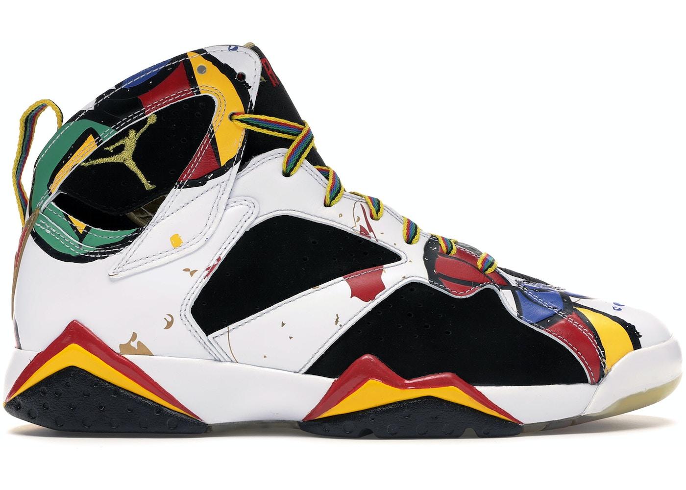 huge discount 22092 7d08e Jordan 7 Retro Miro