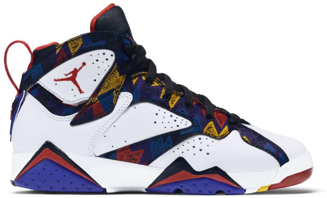 Jordan 7 Retro Nothing But Net (GS)