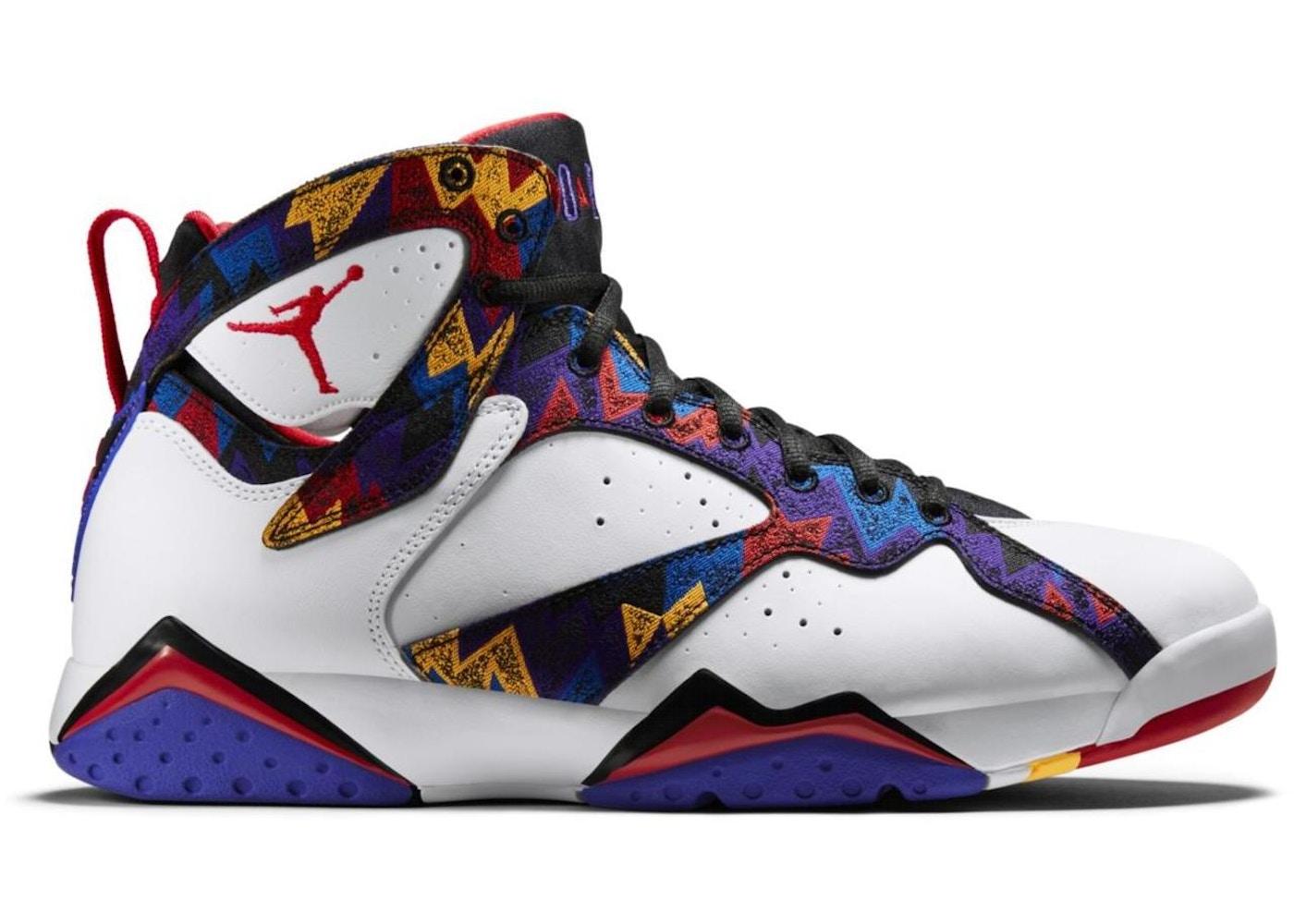buy online 55fbf 40176 Buy Air Jordan 7 Shoes & Deadstock Sneakers
