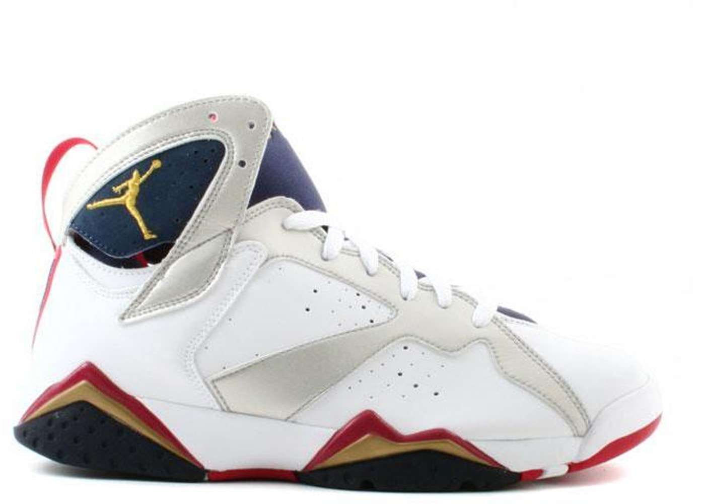 timeless design e15de 87c88 Jordan 7 Retro Olympic (2004)