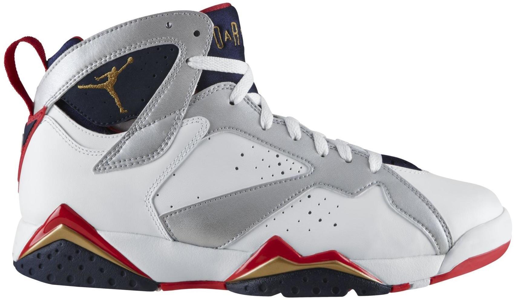 Jordan 7 Retro Olympic (2012)