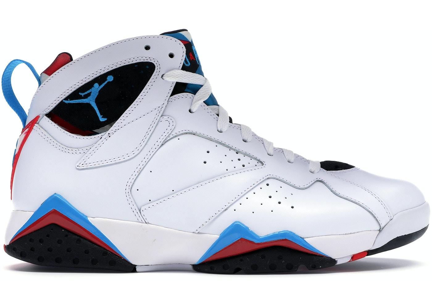 hot sale online 9413f f2f20 air jordan 7 orion blue price
