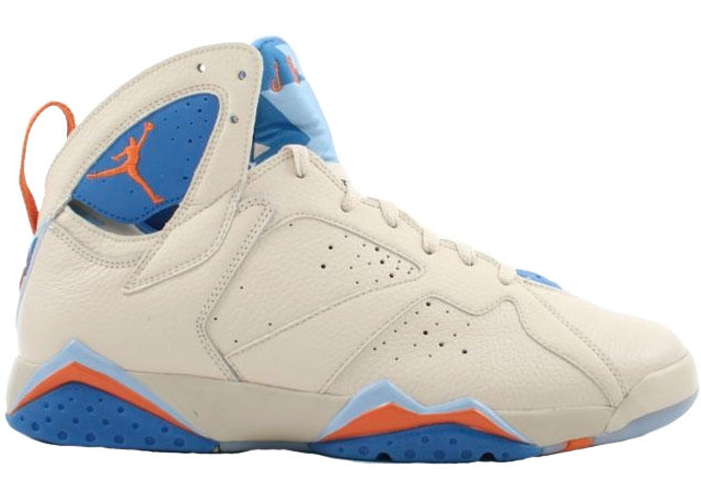 competitive price c53d6 775a8 Jordan 7 Retro Pacific Blue