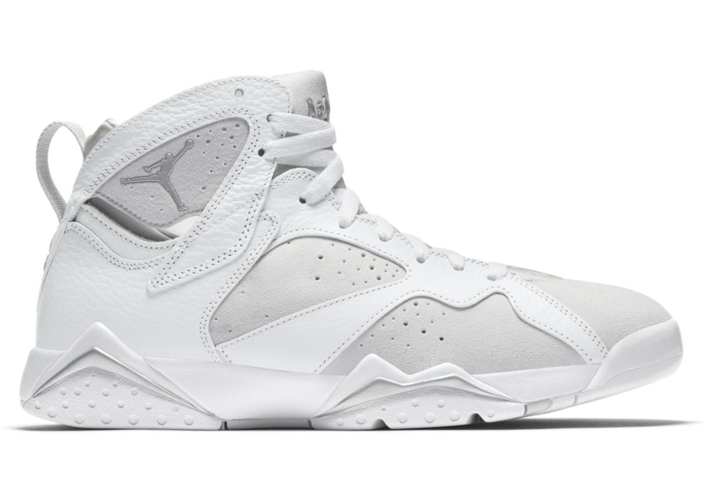 hot sale online 8173d ea4a3 Jordan 7 Retro Pure Platinum ...