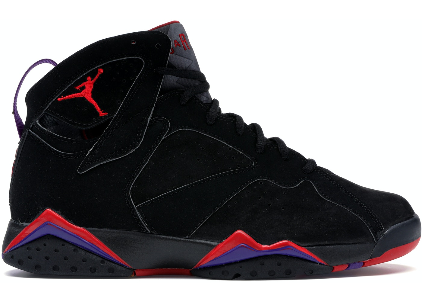 6f4cf6173cee Jordan 7 Retro Raptors (2002) - 304775-006
