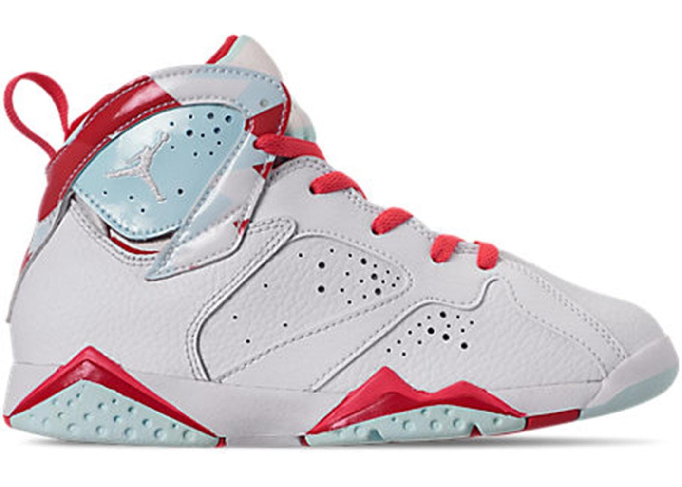 huge selection of d6621 3a98d Air Jordan 7 Shoes - Release Date
