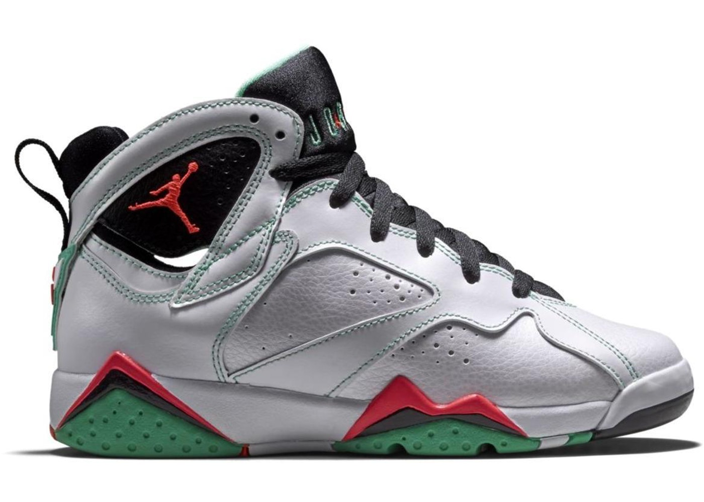 best sneakers 95dd1 2173f Jordan 7 Retro Verde (GS) - 705417-138