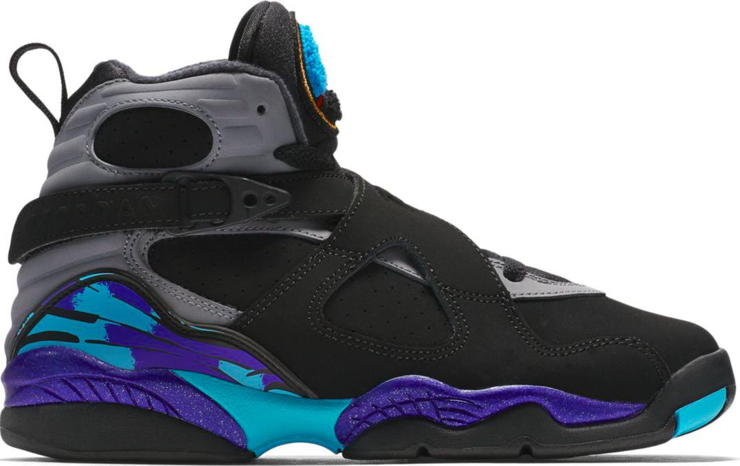 Jordan 8 Retro Aqua 2015 (GS)