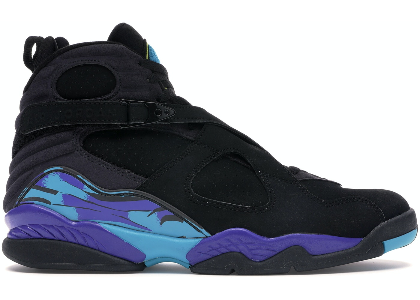 e1125e79155 Jordan 8 Retro Aqua (2007) - 305381-041