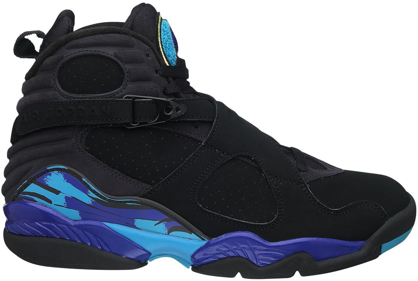 Jordan 8 Retro Aqua (2007)